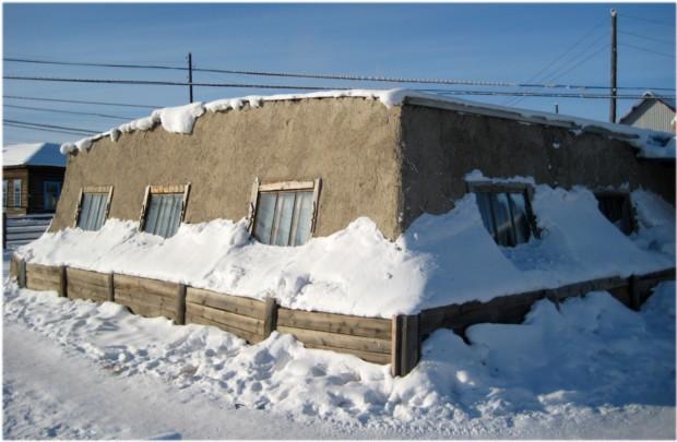 якутский балаган фото