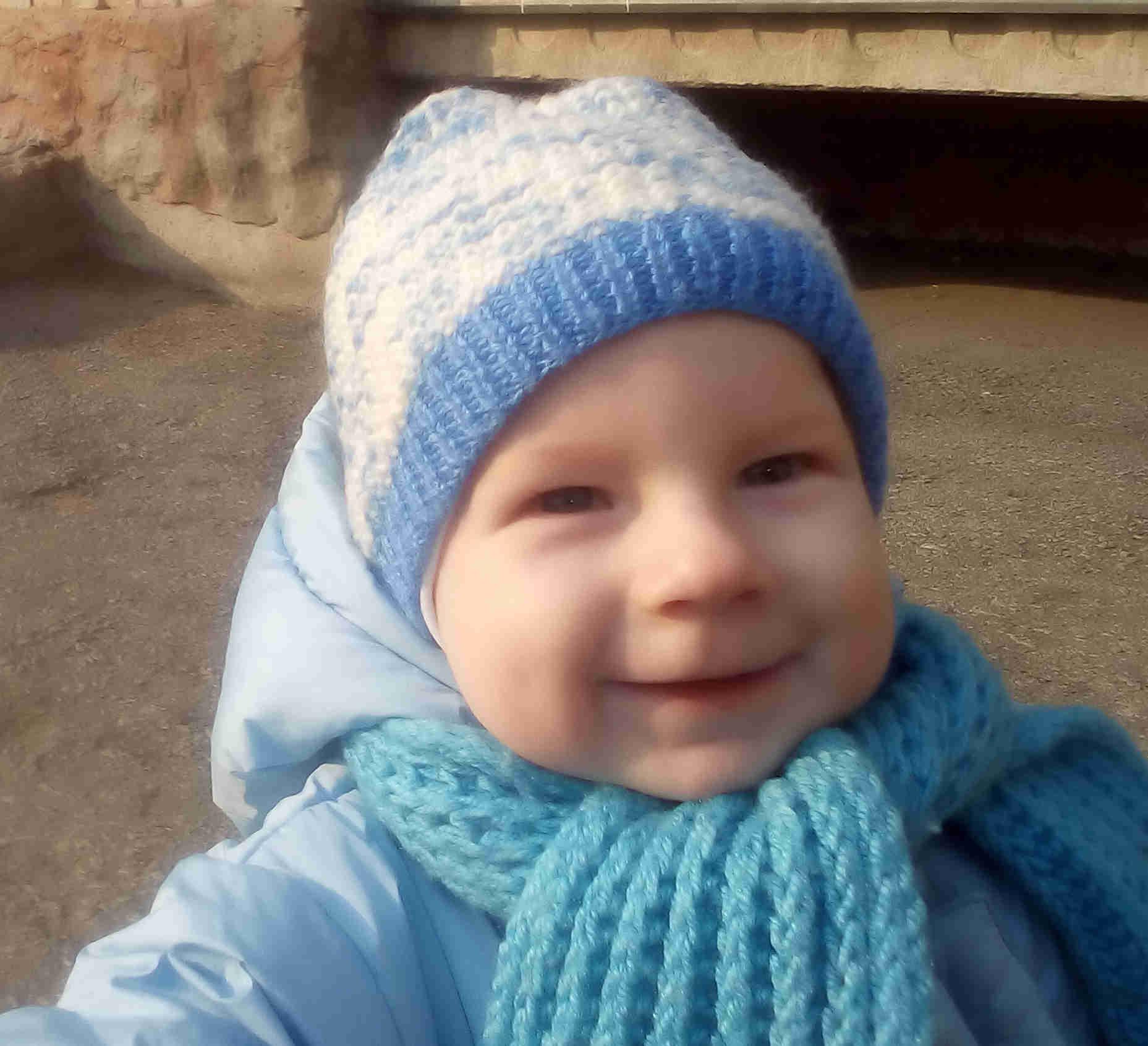 фото мальчик улыбается