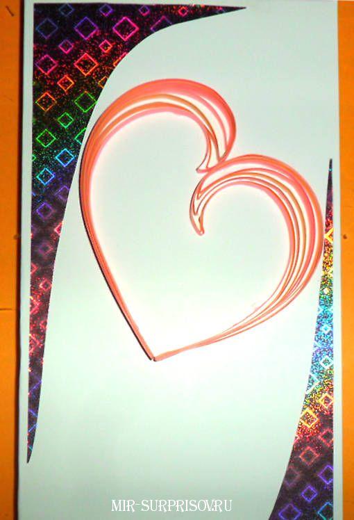 открытка любимой маме своими руками