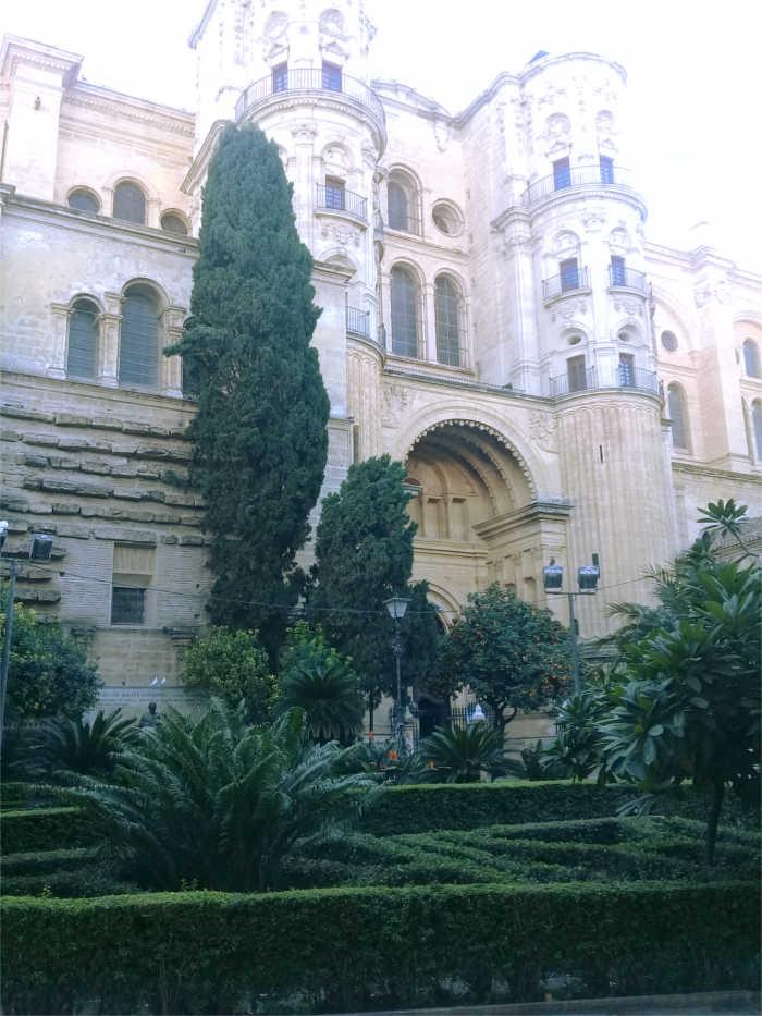 Малага фото города
