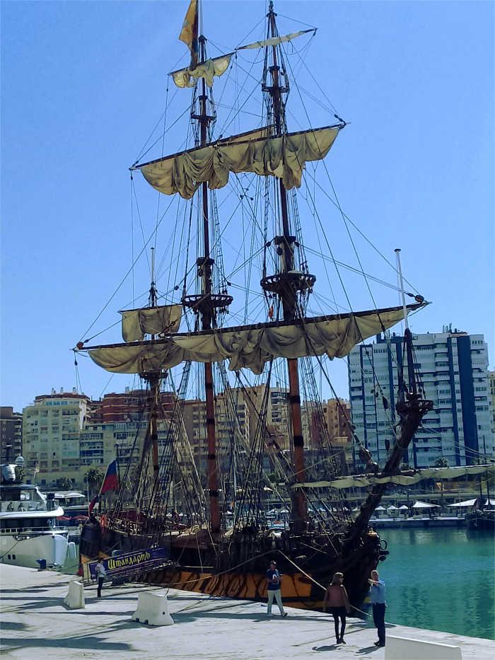 Малага Испания достопримечательности фото описание