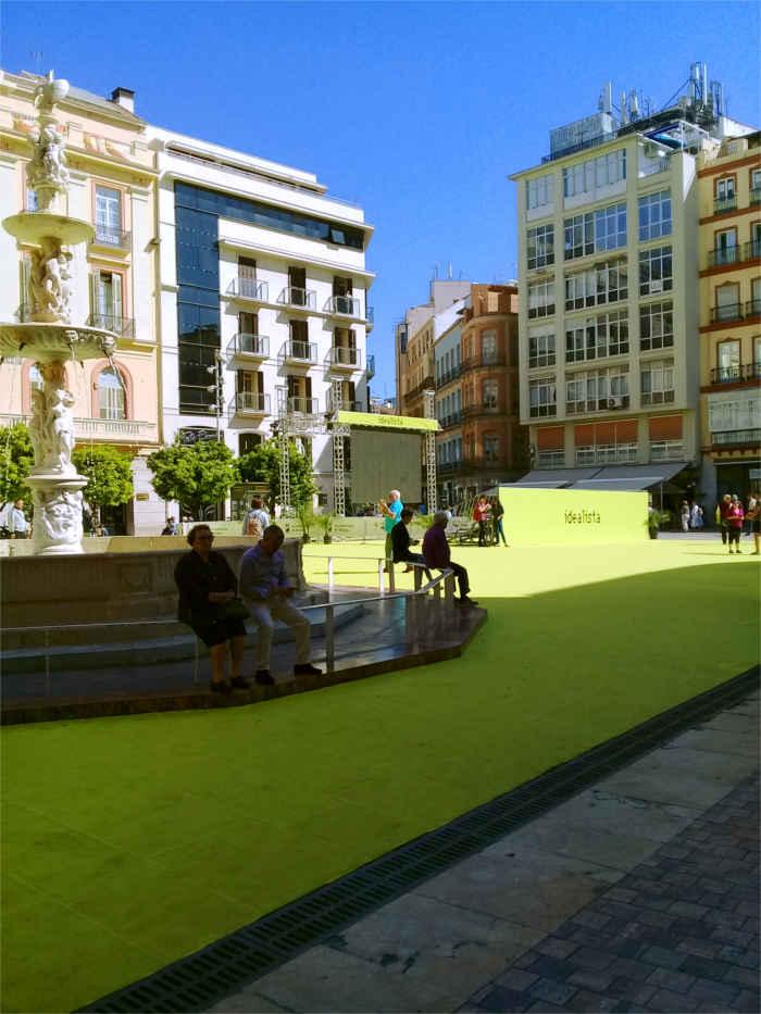 Малага Испания фото города