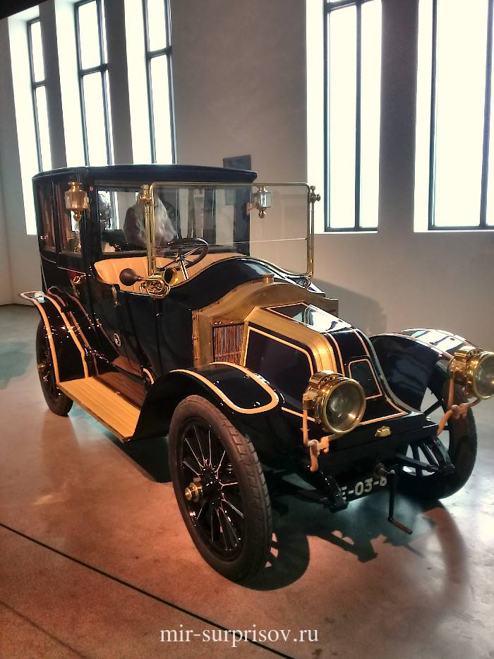 Renault Type AX 1911 год