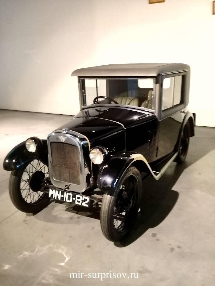 Austin Seven 1928 год