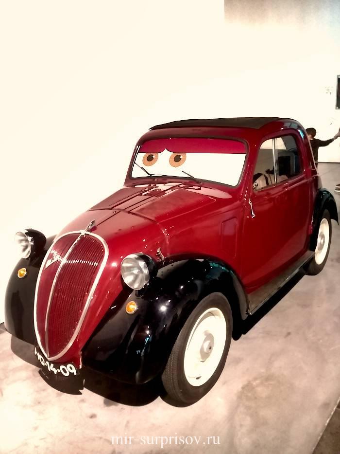 FIAT Италия 1936 год