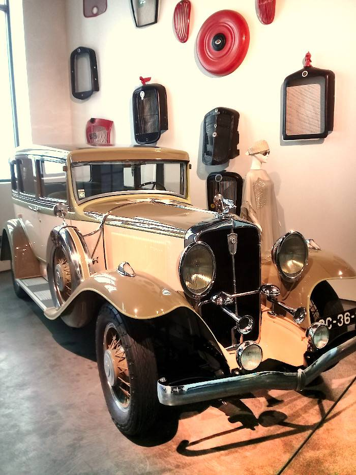 ретро музей автомобилей фото