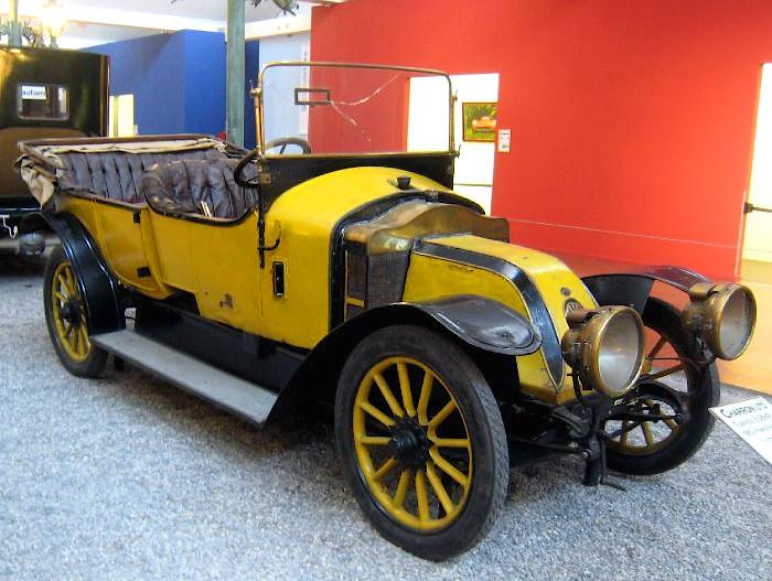 charron 1913