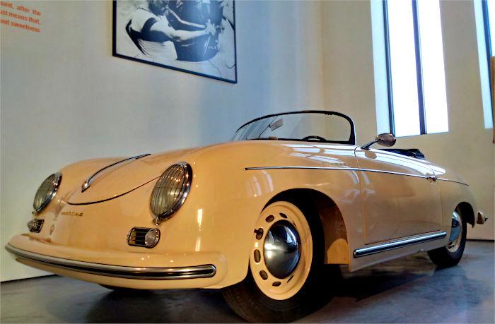 Porsche 356 Speedster 1955 года