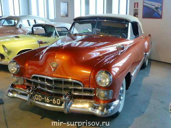 музей ретро автомобилей малага