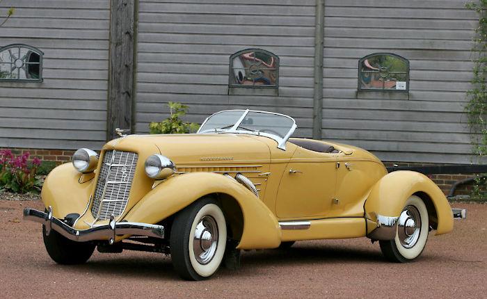 Auburn 1936