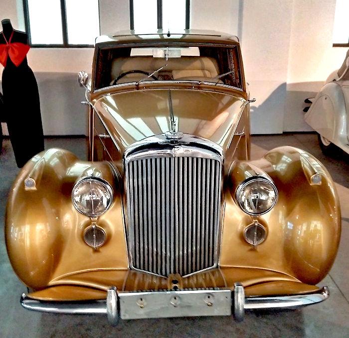 Bentley Mark VI 1949