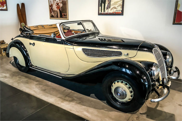 BMW 1938