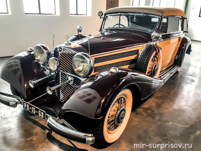 фото ретро автомобилей музей