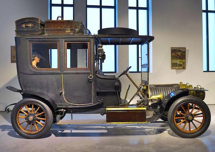 Hotchkiss E 1907