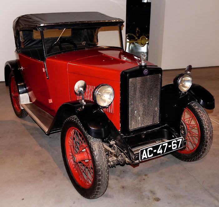 Morris minor 1929