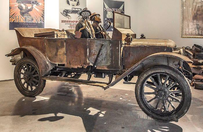 Minerva 1916