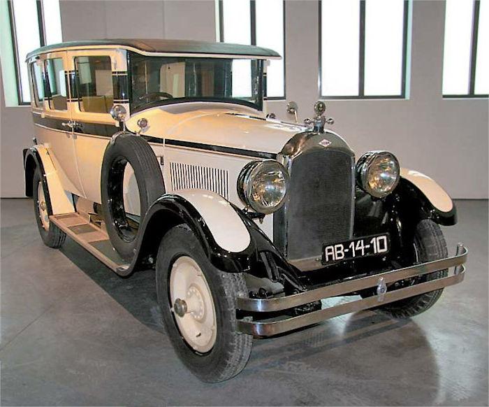 PAIGE 1927