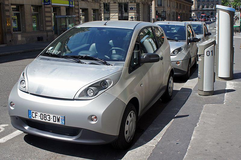 Bluecar 2012
