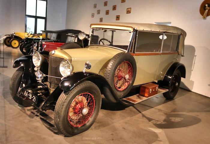 BALLOT 1929